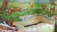 çocuk odaları boyama