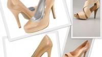 Ten rengi ayakkabı modelleri