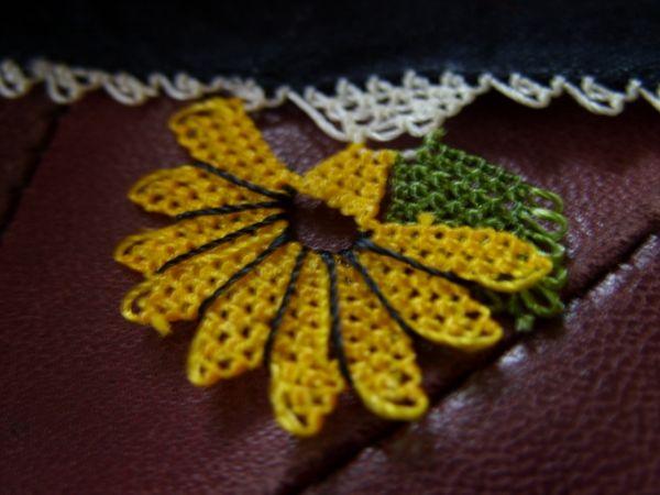 sari igne oyalari İğne Oyaları
