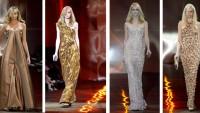 Armani Prive Sonbahar Kış Giysisileri