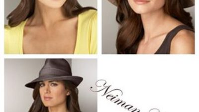 Yazlık Şapka Modelleri