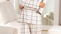 Kışlık Kom Pijama modelleri