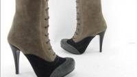 2012 süvet bot ayakkabı modelleri