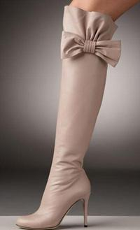 fiyonklu diz ustu cizmeler 2012 2013 dizüstü bayan çizme modelleri