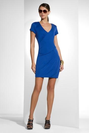 mavi kisa kollu abiye modelleri kısa kollu abiye elbise modelleri