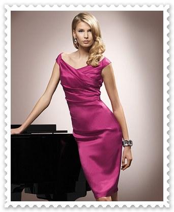 pembe kisa kollu abiye modelleri kısa kollu abiye elbise modelleri