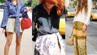2012 Sokak modası