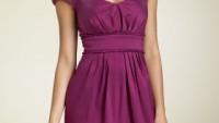 kısa kollu abiye elbise modelleri