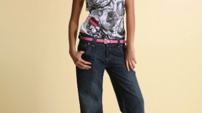Düşükbel Pantolon Modelleri