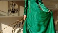 Kapalı Abiye Kıyafet Modelleri