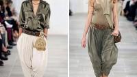 Lacoste sonbahar kış modası 2012