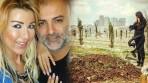 Nazlı Hamarat Öldürülen Eşinin Mezarının Başında Çekilmiş Fotoğrafını Paylaşınca